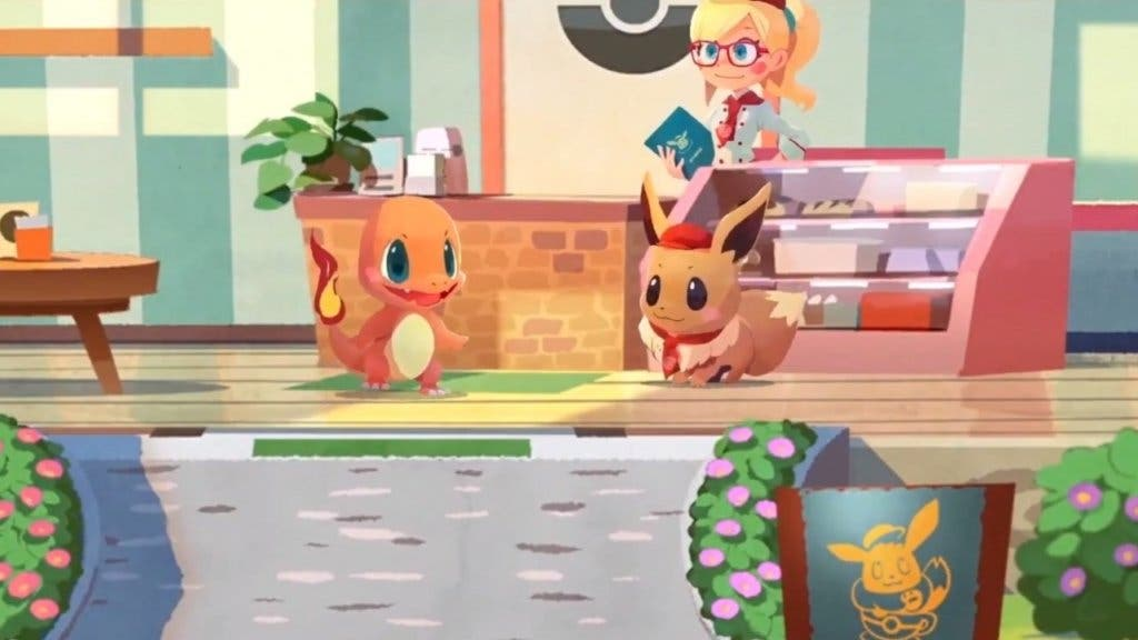 Pokémon Café Mix nuestra cafetería