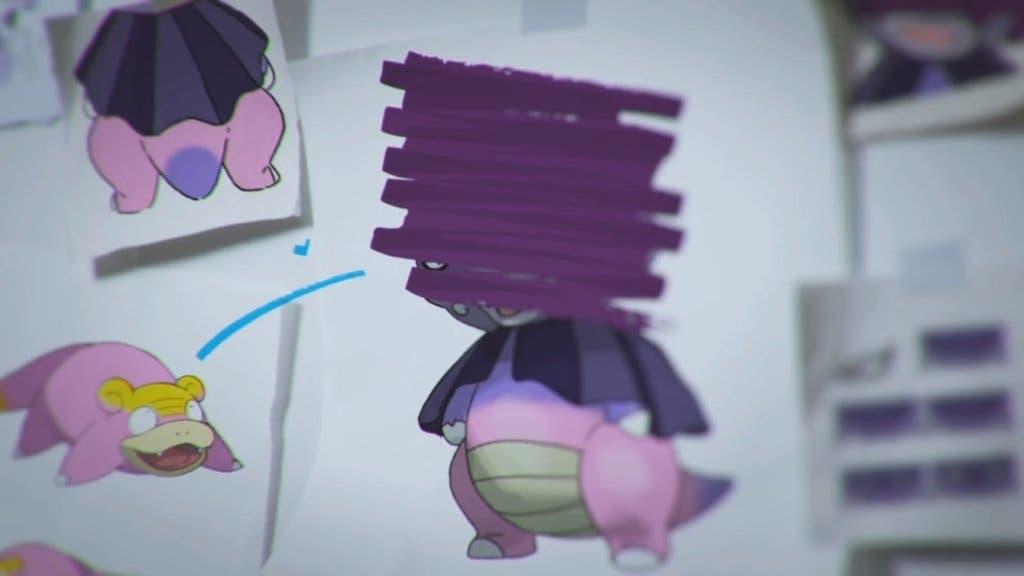 Pokémon Espada y Escudo Slowking de Galar misterio