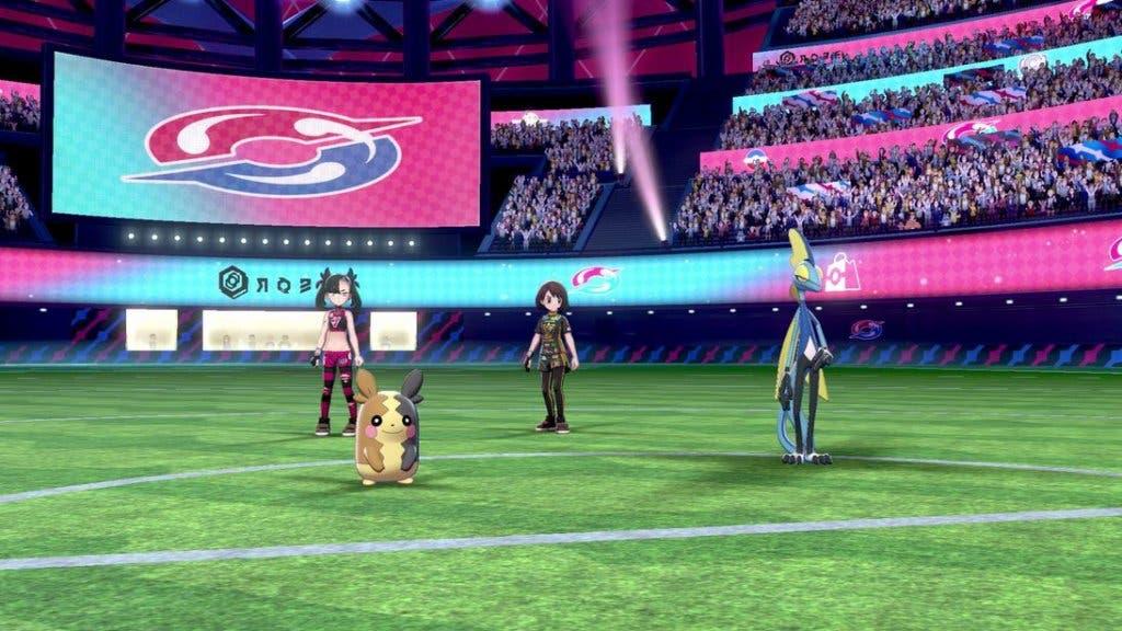 Pokémon Espada y Escudo Torneo Estrellas de Galar