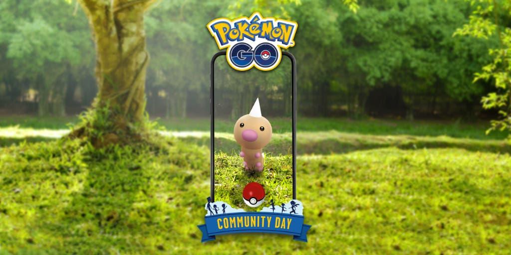Pokémon GO Día de la Comunidad de Weedle