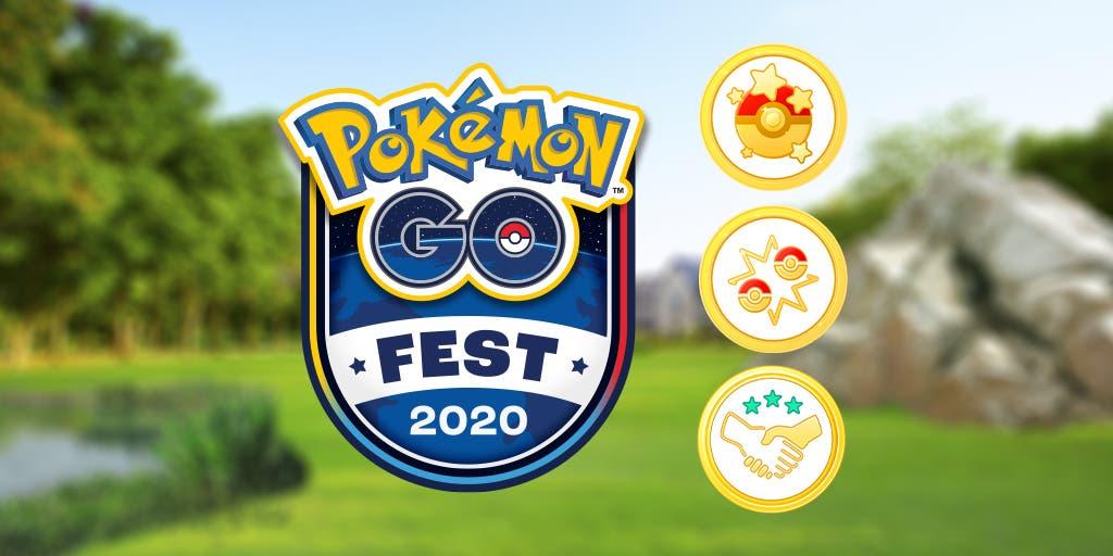Pokémon GO Fest 2020 investigaciones previas