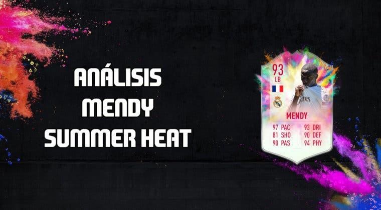 Imagen de FIFA 20: análisis de Mendy Summer Heat, la mejor carta free to play de Ultimate Team