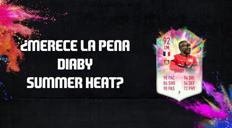 Imagen de FIFA 20: ¿Merece la pena Diaby Summer Heat? + Solución de su SBC