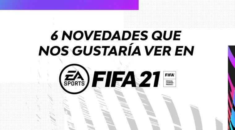 Imagen de FIFA 21: seis cambios y novedades que nos encantaría ver en Ultimate Team