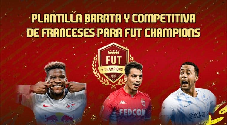 Imagen de FIFA 20: equipo barato pero competitivo de franceses para FUT Champions