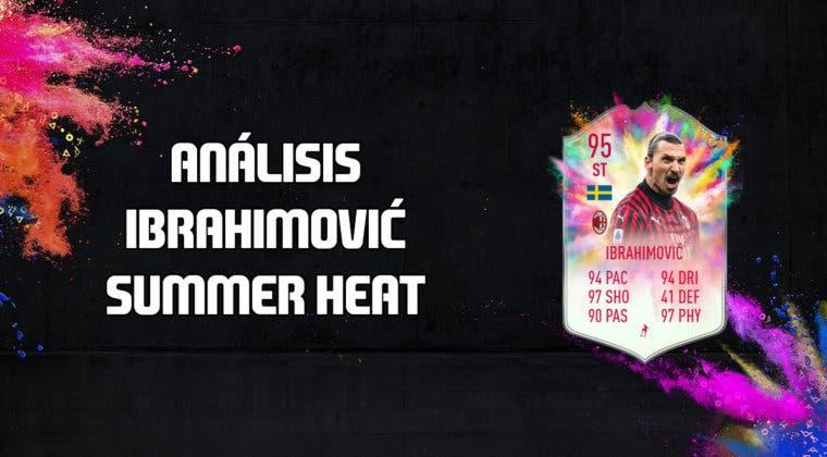 Imagen de FIFA 20: análisis de Ibrahimovic Summer Heat, la nueva carta free to play