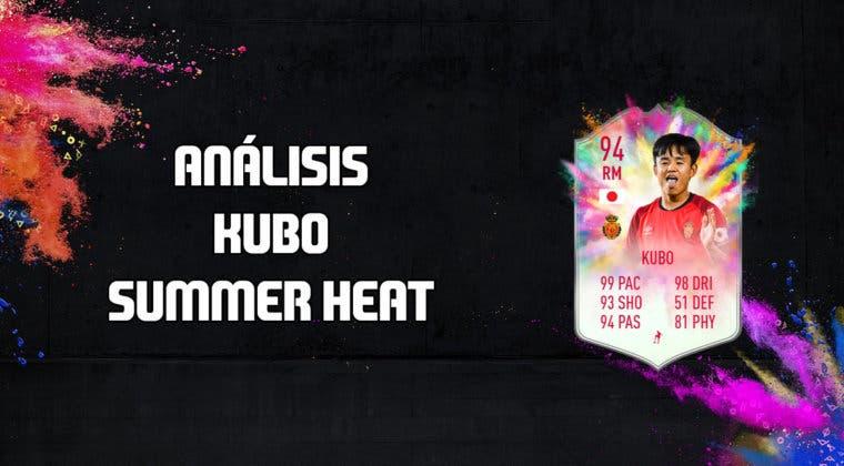 Imagen de FIFA 20: análisis de Kubo Summer Heat, la carta free to play de este semana