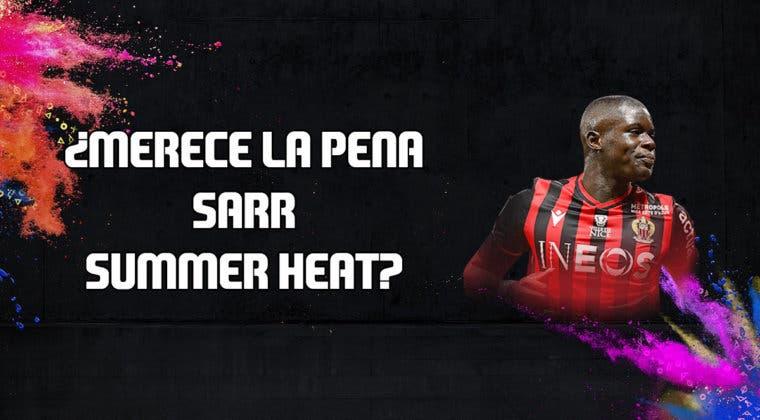 Imagen de FIFA 20: ¿Merece la pena Malang Sarr Summer Heat? + Solución de su SBC