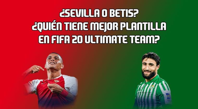 Imagen de ¿Sevilla o Betis? ¿Qué equipo del gran derbi sevillano tiene mejor once en FIFA 20 Ultimate Team?