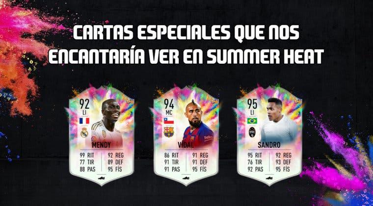 """Imagen de FIFA 20: cartas especiales que nos encantaría ver en """"Summer Heat"""", el nuevo evento de Ultimate Team"""