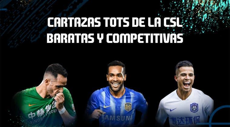 Imagen de FIFA 20: cartazas TOTS de la Liga China (CSL) y cómo linkearlas