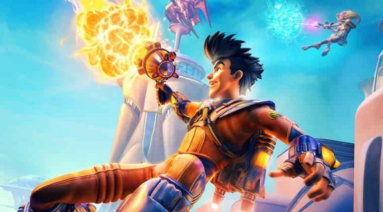 Imagen de Rocket Arena anuncia fecha de lanzamiento con un nuevo trailer