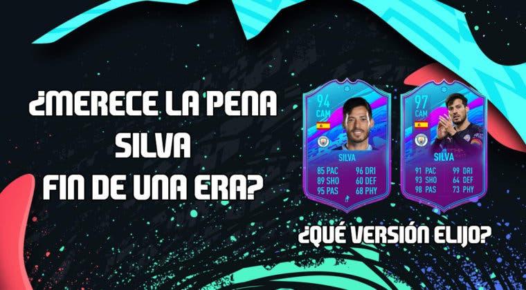 Imagen de FIFA 20: ¿Merece la pena David Silva Fin de Una Era? ¿Qué versión elijo? + Solución de su SBC?