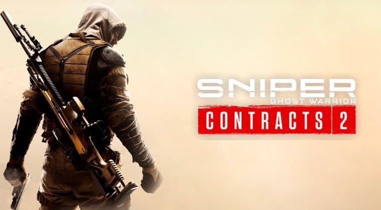 Imagen de Sniper: Ghost Warrior Contracts 2 confirma su lanzamiento para 2020
