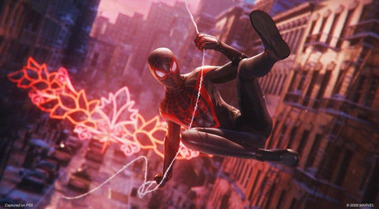 Imagen de Spider-Man Miles Morales confirma resolución y tasa de frames en PS5