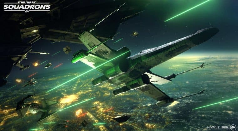 Imagen de Star Wars: Squadrons presenta un espectacular corto animado