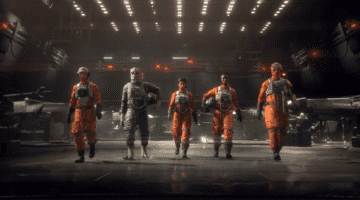 Imagen de Star Wars: Squadrons en Xbox Series X ya da soporte a 4K y 120 FPS