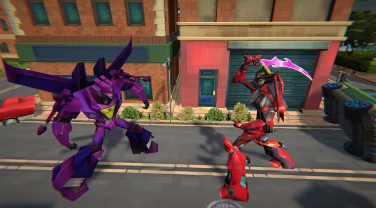 Imagen de Transformers: Campo de batalla se deja ver en un tráiler