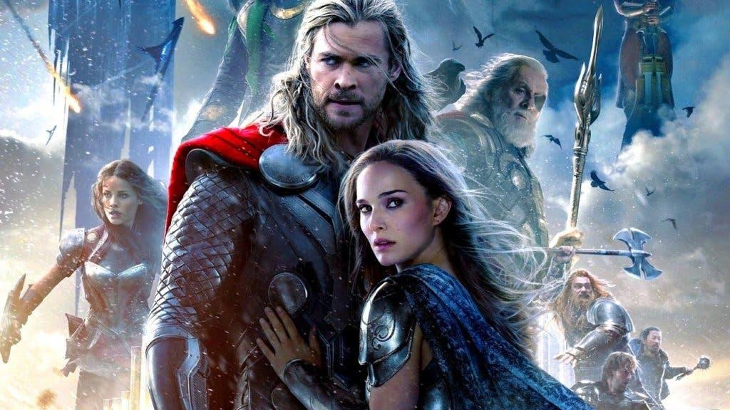 Natalie Portman estará junto a Chris hemsworth en Thor: Love and Thunder