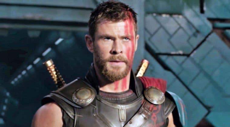 Imagen de Thor Ragnarok: Así es el espectacular look alternativo de Chris Hemsworth
