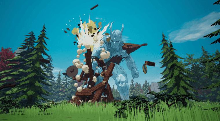 Imagen de Presentada la aventura vikinga Tribes of Midgard para PlayStation 5 y PC