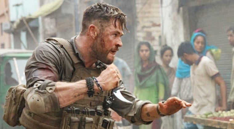 Imagen de El entrenamiento más duro de Chris Hemsworth no fue para una película de Marvel