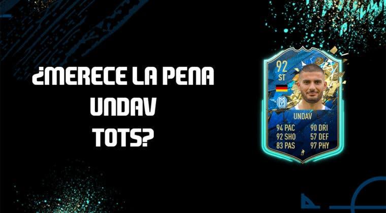 Imagen de FIFA 20: ¿Merece la pena Deniz Undav TOTS? + Solución de su SBC