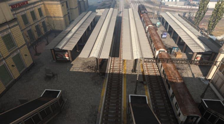 Imagen de Una filtración indica de nuevo que Call of Duty: Warzone recibirá un tren