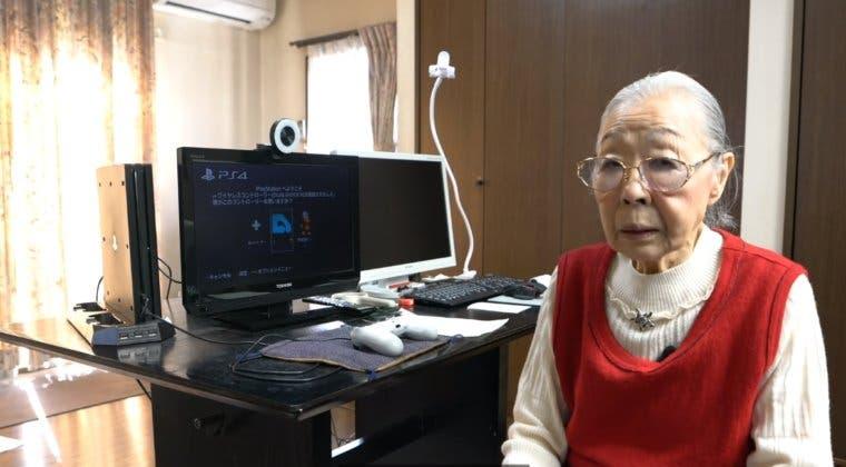 Imagen de La gamer más longeva del mundo supera los 90 años