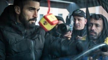 Imagen de Antidisturbios: varios sindicatos de Policía critican la serie de Movistar Plus