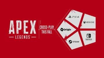 Imagen de Apex Legends da pistas de que quizá incluyan progreso cruzado pronto