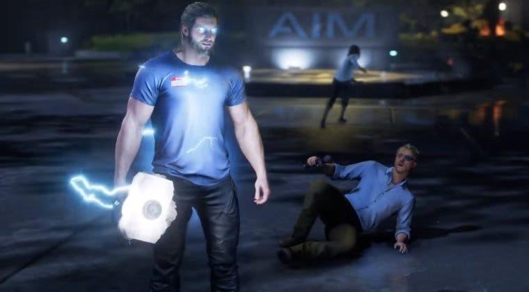 Imagen de Marvel's Avengers comparte 8 minutos de gameplay de Thor