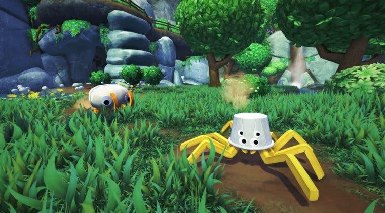 Imagen de Bugsnax revela su fecha de lanzamiento para PS5 y PS4 y su reparto de actores de voz