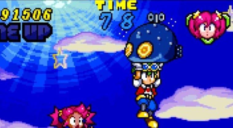 Imagen de Clockwork Aquario, la obra olvidada de los creadores de Wonder Boy, saldrá al fin a la venta