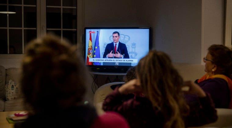 Imagen de La desescalada provoca una caída del consumo televisivo en España alarmante