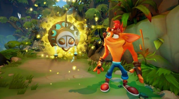 Imagen de Crash Bandicoot 4: It's About Time saldrá también para PC, pero será exclusivo de Battle.net