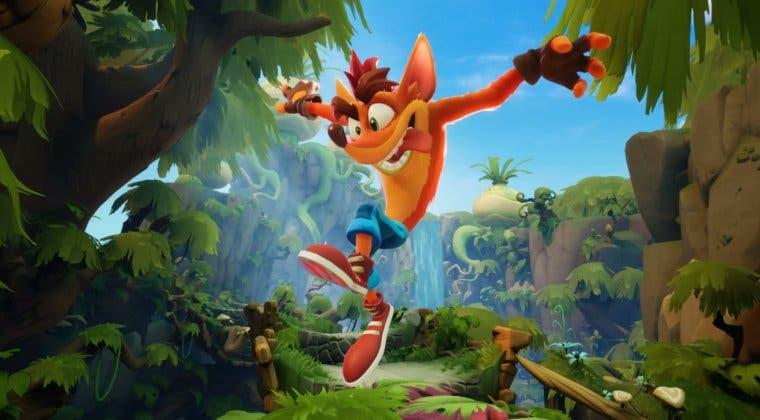 Imagen de El código de Crash Bandicoot 4 apunta a un lanzamiento en Nintendo Switch