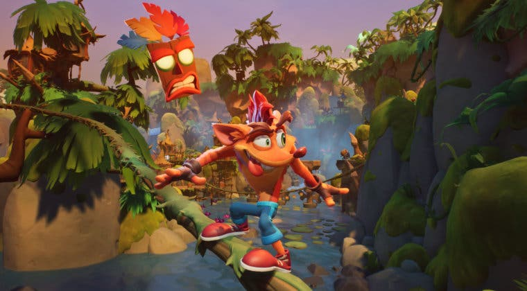 Imagen de Toys for Bob desmiente que Crash Bandicoot 4: It's About Time tendrá microtransacciones