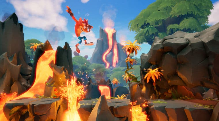 Imagen de Ya disponible la precarga de Crash Bandicoot 4: It's About Time