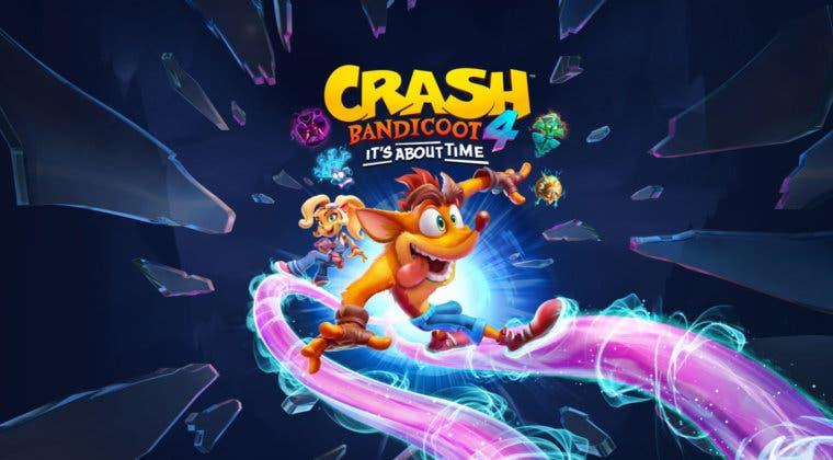 Imagen de ¿Crash Bandicoot 4 en PS5 y Xbox Series X? Así o indica un reciente registro de la ESRB