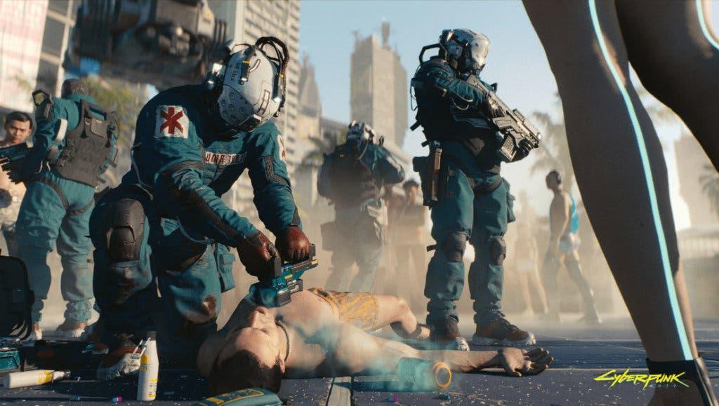 cyberpunk 2077 1 min