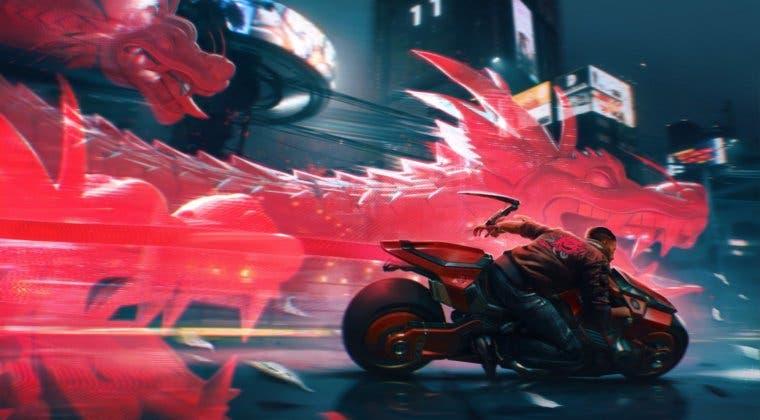 """Imagen de """"But does it really matter?""""; Cyberpunk 2077 y el crunch"""