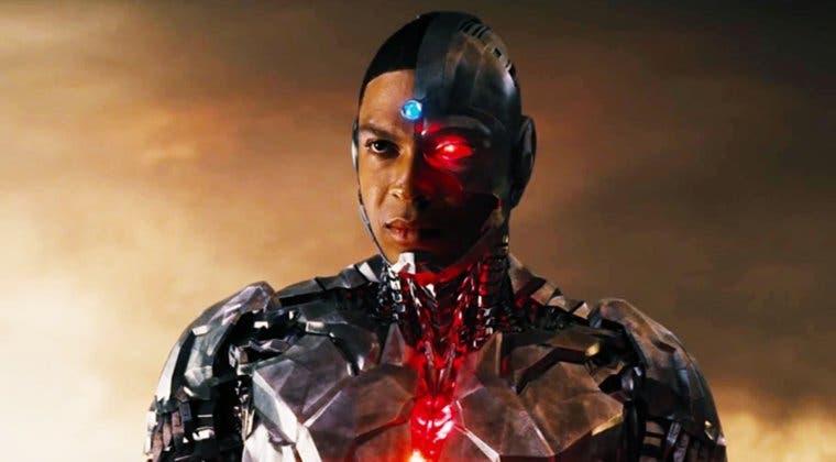 Imagen de Cyborg podría aparecer en la película de Flash