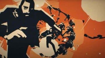 Imagen de Deathloop presenta a sus personajes principales con una nueva ilustración