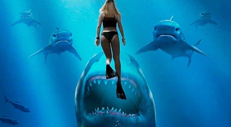 Imagen de El tráiler de Deep Blue Sea 3 promete una auténtica masacre