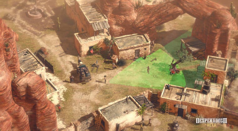 Imagen de THQ Nordic publica un curioso tráiler interactivo de Desperados III