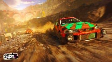 Imagen de DiRT 5 se regocija de su rendimiento en Xbox Series X con un nuevo tráiler