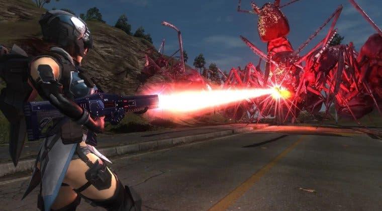 Imagen de Earth Defense Force 5 tendrá una inesperada edición física en PlayStation 4