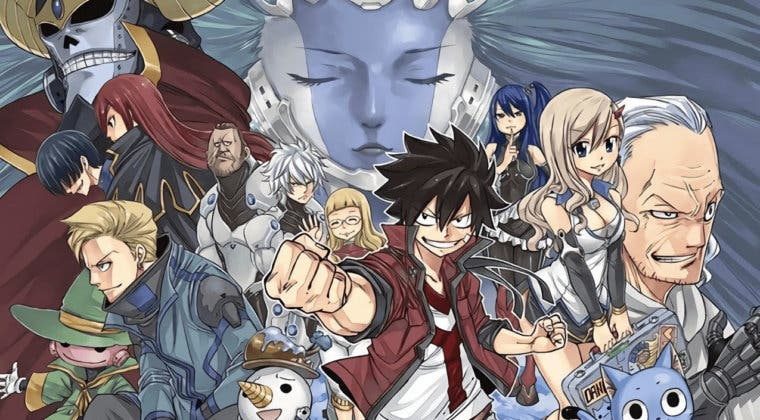 Imagen de Edens Zero, del autor de Fairy Tail, confirma su anime