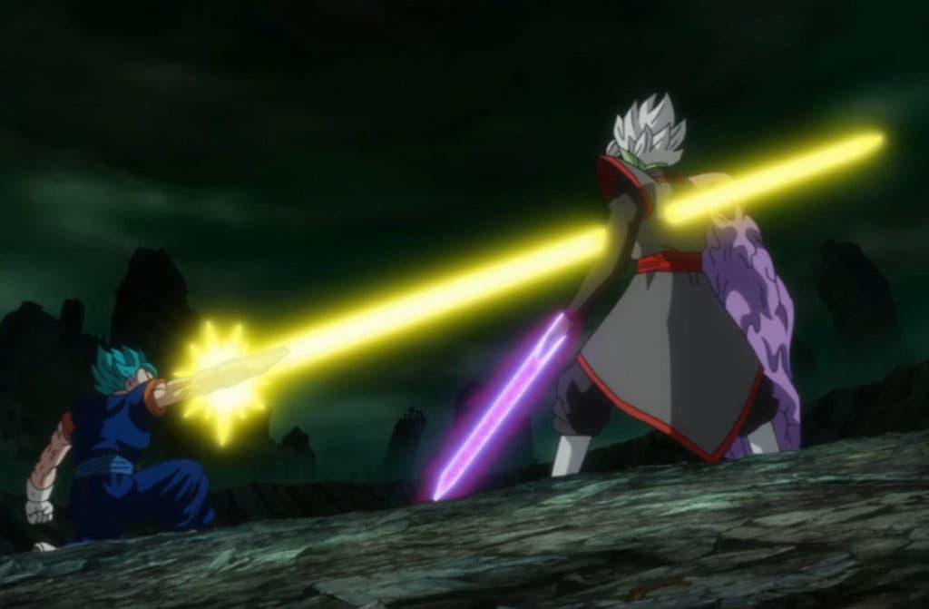espada espiritu